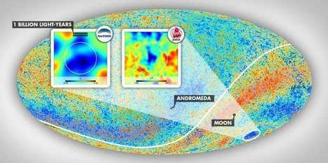 Cold cosmic mystery solved: Largest known structure in the universe leaves its imprint on CMB radiation | Astronomy physics and quantum physics | Scoop.it