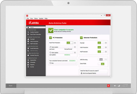 Descargar Antivirus Gratis - Avira Free Antivirus | MSI | Scoop.it