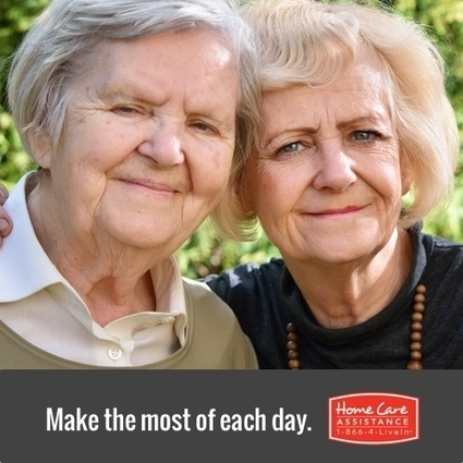 Parkinson's Care: 6 Ways for Caregivers to Stay Positive | Home Care Assistance of Douglas Couty | Scoop.it