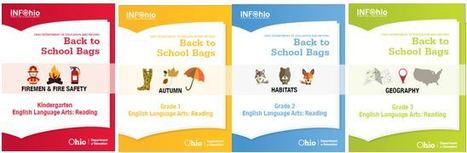 Back to School Bags | Resources to Support the Third Grade Guarantee | Scoop.it