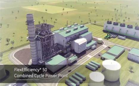 """GE's key to clean power: natural gas   """"Environmental, Climate, Global warming, Oil, Trash, recycling, Green, Energy""""   Scoop.it"""