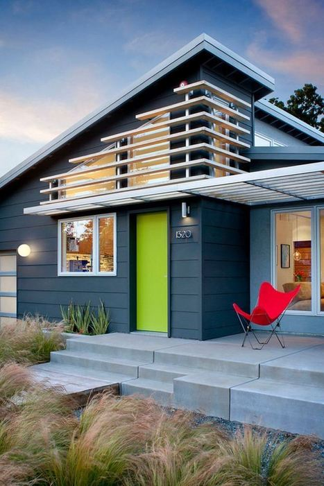 Smart Renovations | Great Ideas for Small House Renovations | Misc | Scoop.it