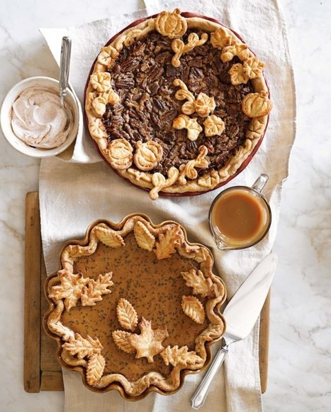 Recipe Roundup: Thanksgiving Pies | Candy Buffet Weddings, Events, Food Station Buffets and Tea Parties | Scoop.it