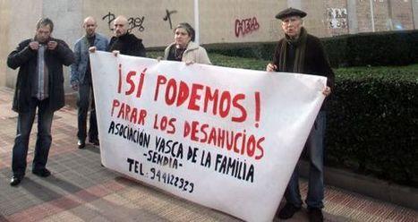 Una exedil socialista se suicida cuando iba a ser desahuciada de su vivienda   Commercial evictions   Scoop.it