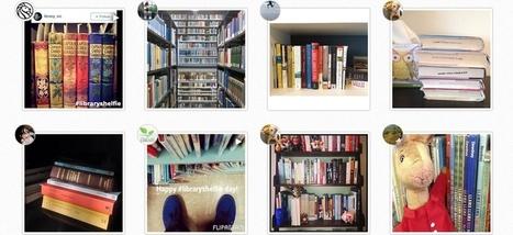 Les bibliothèques françaises devraient organiser des #shelfies | BiblioLivre | Scoop.it