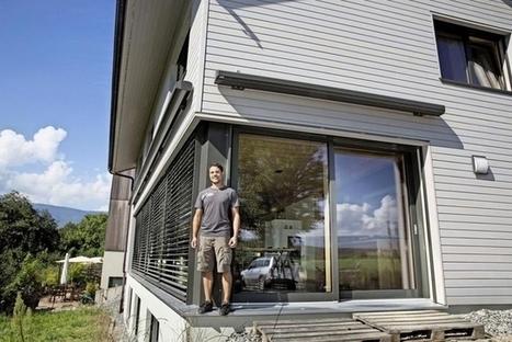 Sa villa produit plus d'énergie qu'elle n'en consomme | N°1 de la vente d'alarme sur internet | Scoop.it