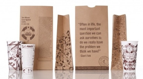 The Literary Magazine of the Future: Chipotle Bags? | Mashable | How to find and tell your story | Scoop.it