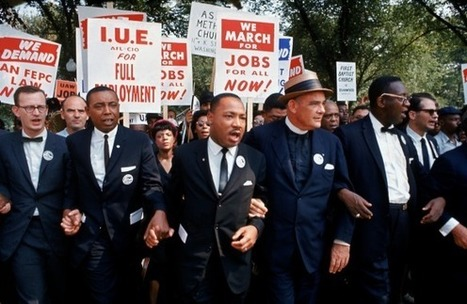 """""""I Have a Dream"""": The 50th Anniversary of Martin Luther King's Famous Speech 