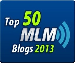 Top 50 MLM Blogs 2013 | excusefreezone.com | Scoop.it