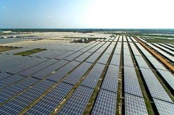 Adani Group launches world's largest solar power plant in Tamil Nadu - Times of India | Energy, Infrastructure & Technology | Scoop.it