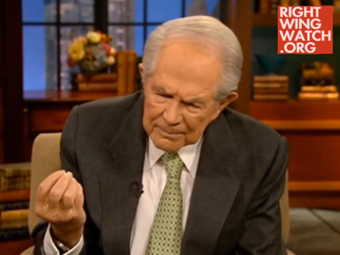 WATCH: Pat Robertson Says Find Out if Gay Son's Been Molested | Daily Crew | Scoop.it