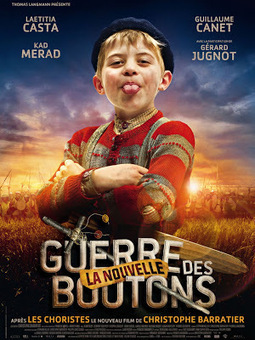 La guerre des boutons : le roman, audios, films, BD | Remue-méninges FLE | Scoop.it