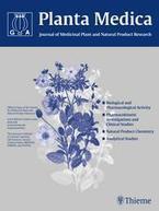 Thieme E-Journals - Planta Medica / Full Text | Drug Discovery Topics | Scoop.it