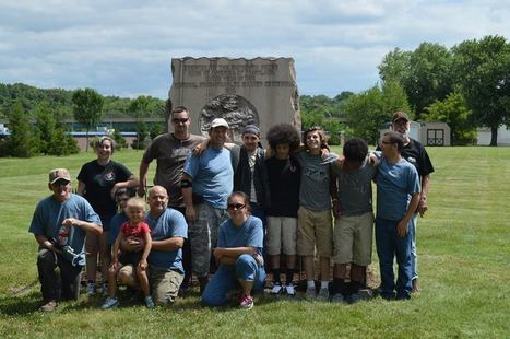 Our Bread and Cheese Creek Cleanup is September 10th, read the results of our 1812 monuments Cleanup & more! | Suburban Land Trusts | Scoop.it