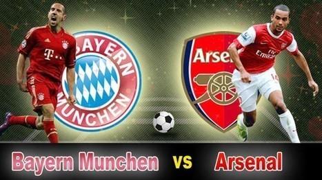 Regarder Le Match Arsenal Vs Bayern Munchen En Direct | Algerie musique | Scoop.it