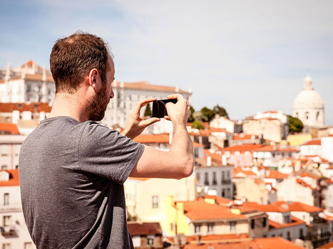 Tourism technology: How to enjoy a roaming holiday | Travel and Mobile Technology | Scoop.it