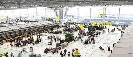 Airports and passengers in harmony - big opportunity for agencies to play a part | Tourisme Tendances | Scoop.it