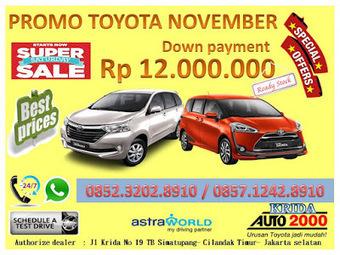 Promo Toyota DP MURAH Akhir Tahun   Jualan Mobil   BERITA SATU MEDIA   Scoop.it