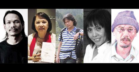 Top five: Southeast Asia's best poets | Bibliobibuli in Malaysia | Scoop.it
