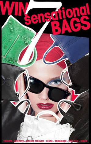 » Win 7 designer handbags from Barneys NY!   Handbag du Jour-Designer Handbags & Purses Blog featuring Celebrity Bags, Editorials, News & Reviews and Luxury and Emerging Designer Interviews   Top Handbags   Scoop.it