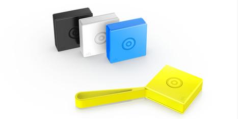 Nokia Treasure Tag: never lose your valuables again - Nokia Conversations   RFID   Scoop.it