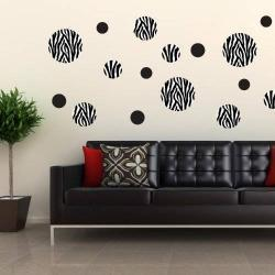 Zebra Wall Decals | Bedroom Decor | Scoop.it