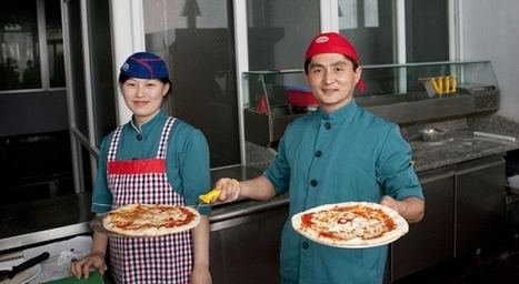 Italian food's popularity booms in North Korea, waitress says | Italia Mia | Scoop.it