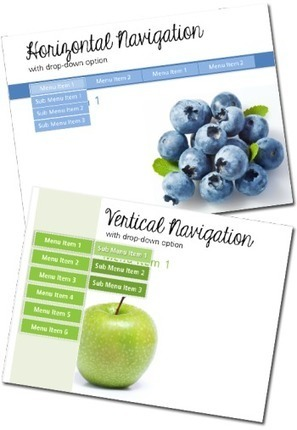 e-Learning Design: Navigation Styles | eLearning Tools & Tips - Outils et astuces pour l'apprentissage en ligne | Scoop.it