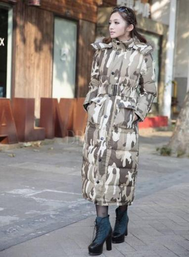 Chic Winter Long Sleeves Thicken Long Overcoat   the fashion clothes shoes dress bags   Scoop.it