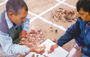 INDE : 4,000-year-old stone tools, earthenware unearthed from banks of river Narmada in Bhopal | World Neolithic | Scoop.it