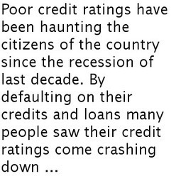 Payday Loans Offering People With Bad Credit A Way Of Getting Good Credit Rating | John Mathew | Scoop.it
