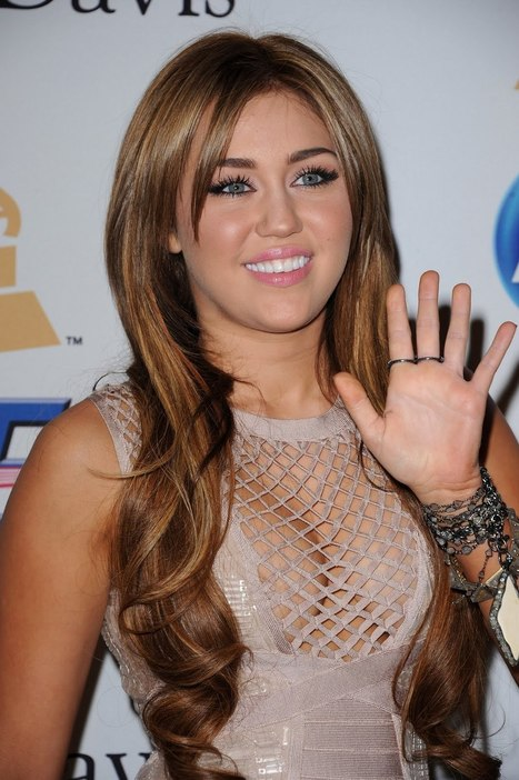 Best Of Pinterest Images: Miley Cyrus Hot Image | Hot Celebrities | Scoop.it