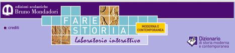 BM - FARE STORIA: laboratorio interattivo per insegnare e apprendere la storia | AulaWeb Storia | Scoop.it