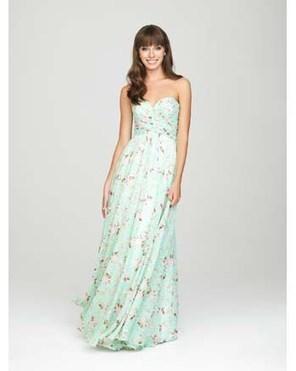 Choose Stylish Bridesmaid Dress of Jim Hjelm | Flares bridal + formal | Scoop.it