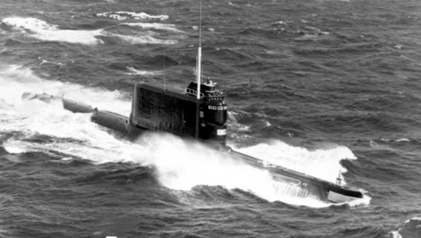 That Time The CIA And Howard Hughes Tried To Steal A Soviet Submarine | All about water, the oceans, environmental issues | Scoop.it