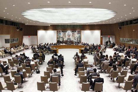 UN News - Security Council urges wider role for women's groups in peace efforts | Stop the Silence of Violence | Scoop.it