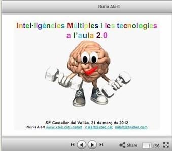 INTEL·LIGÈNCIES - nalart   Les intel·ligències Múltiples i recursos per a la diversitat   Scoop.it