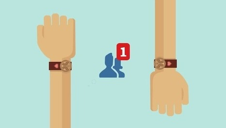 Le bracelet qui permet de devenir amis Facebook pendant les festivals - Il était une pub | Ma petite entreprise touristique | Scoop.it