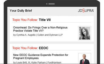 H-1B Work Permit Filings: Will You Beat the Cap? | JD Supra | International Mobility | Scoop.it