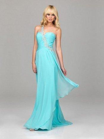 Aqua Beaded One Shoulder Prom Dresses 2014 Long [aqua long dress a537] - $179.00 : Cheap Prom Dresses 2014,Affordable Junior Prom Dresses | prom dresses 2014 | Scoop.it