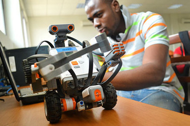 African Robotics Network (AFRON) | Social Foraging | Scoop.it