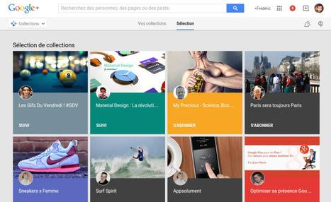 Google+ dévoile les Collections, une nouvelle manière de regrouper les posts par sujet - Geeks and Com' | Tout pour le WEB2.0 | Scoop.it