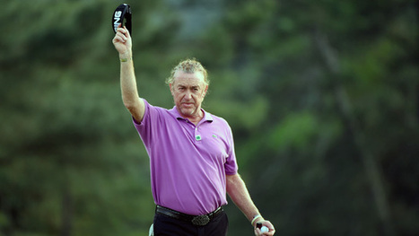 Miguel Angel Jimenez closes with 67 for wire-to-wire win in Champions Tour debut - Golf.com | Experiencias y viajes de GOLF | Scoop.it