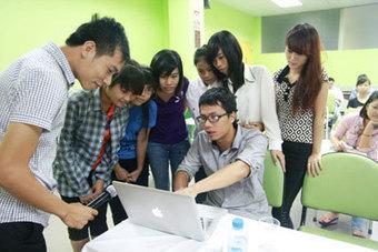 Công bố Quỹ học bổng nữ sinh CNTT đầu tiên tại VN | OVSED - AVSE Newsletter 2 (August 2013) | Scoop.it