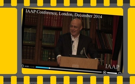 Analysis and Activism, IAAP Conference - opening evening video | Videos, Podcasts | Scoop.it