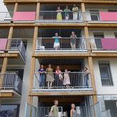 Un immeuble pour tous - Le Monde   urbanisme et développement rural   Scoop.it