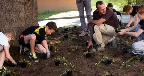 Une coopérative de jardiniers pour reprendre possession des espaces verts | Communiqu'Ethique sur les initiatives locales pour changer (un peu) le monde | Scoop.it