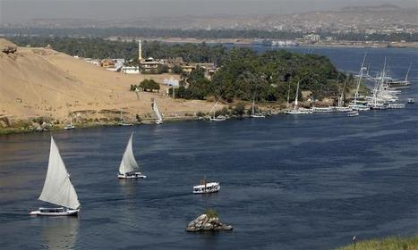 Nile Cruiser sinks in Aswan, 112 rescued | Égypt-actus | Scoop.it