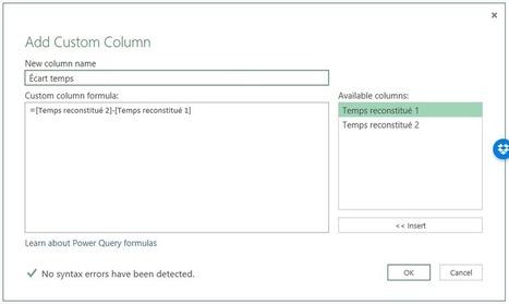 Excel: Combiner des données de jours et d'heures et calculer des écarts | BM Formation | Scoop.it