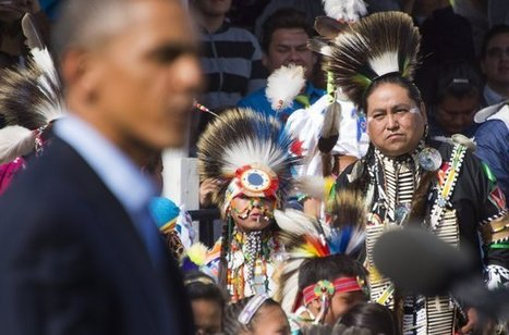 ECONOMIC INSECURITY: Native Americans Left Behind in the Economic Recovery | > Poverty | Scoop.it
